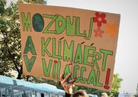 WORLD CLIMATE MARCH - Töltsd fel képedet vagy videódat!