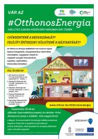 Vár az #OtthonosEnergia kiállítás Újbuda közösségi házaiban 2021 őszén