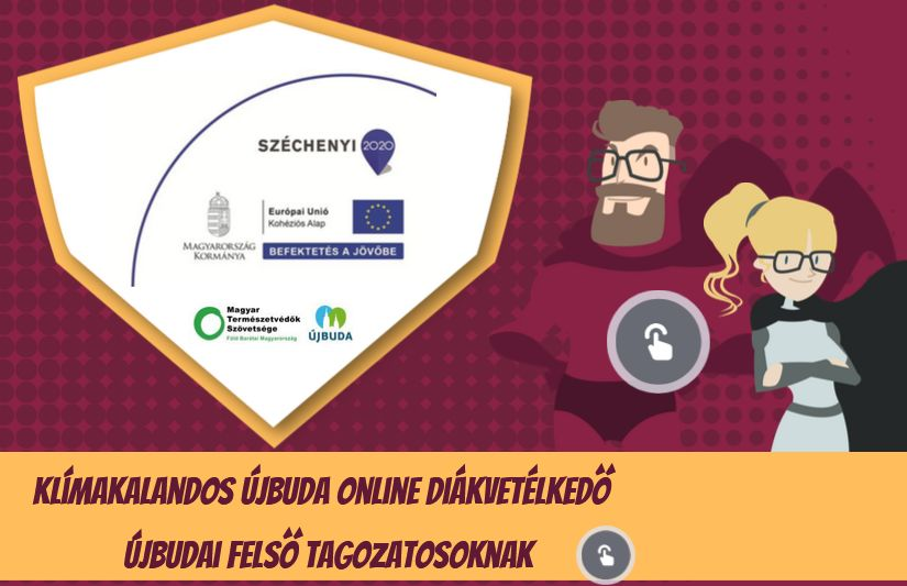 Online diákvetélkedővel a klímatudatos Újbudáért