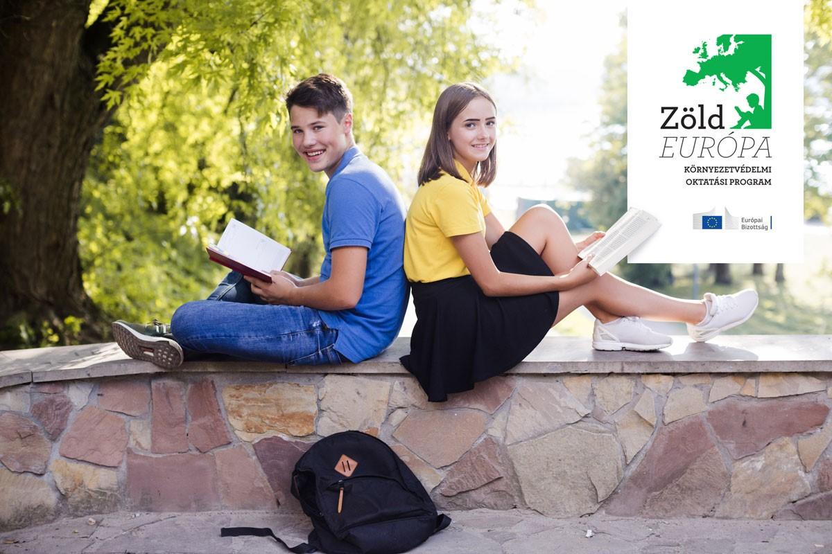 Zöld Európa Tanoda - Felhívás iskoláknak
