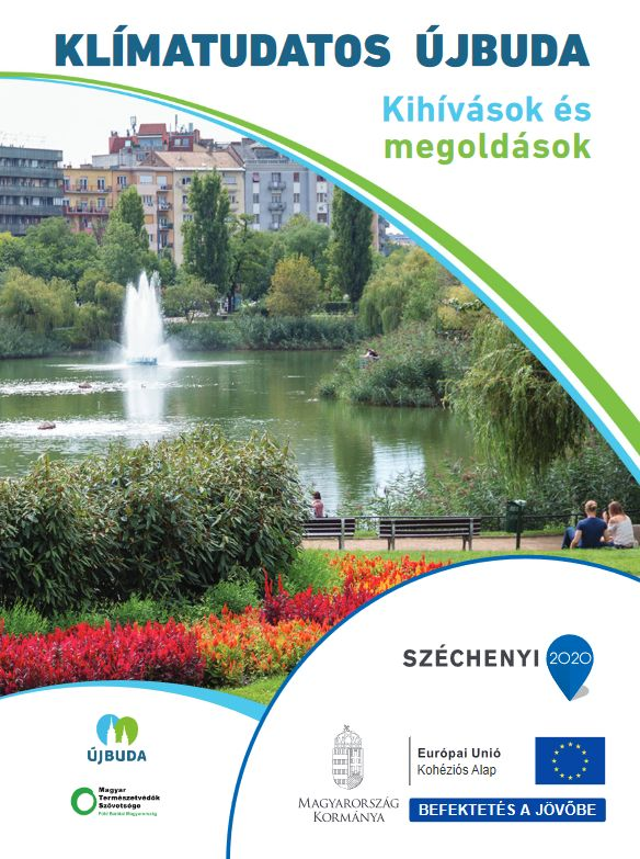 Klímatudatos Újbuda kiadvány (2021)