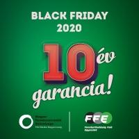 A természetvédők Black Friday időgépe: jövőre már 10 év garancia és a tervezett elavulás betiltása