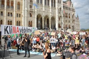 Szakmai szervezetek szerint a ma megszavazott klímatörvény alkalmatlan arra, hogy megvédje a magyar lakosságot