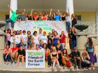 Nemzetközi ifjúsági környezetvédelmi találkozó Ónodon