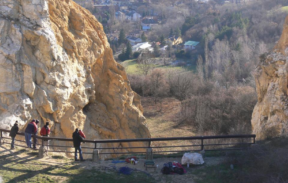 Egy halott bánya életre kel: Róka-hegyi kőfejtő